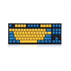 Leopold FC750R Yellow Blue